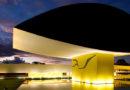 MUSEU OSCAR NIEMEYER ESTÁ ENTRE OS TRÊS MELHORES DO BRASIL