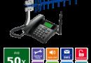 TELEFONIA RURAL TEM NOVAS OPÇÕES