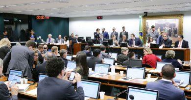 CCJ da Câmara aprova relatório da reforma da Previdência<BR><BR>