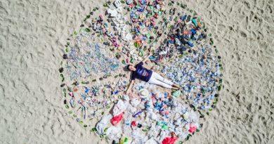 Microplásticos, microesferas e plásticos contaminam vida marinha e afetam humanos<BR><BR>