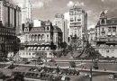 São Paulo em uma filmagem de 1944<BR><BR>