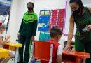 SP: reabertura de escolas amplia risco de covid-19 para 340 mil idosos<BR><BR>