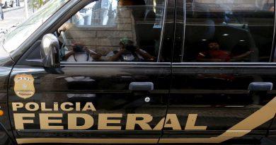 PF faz operação contra fraudes no Tribunal de Contas do Tocantins<BR><BR>