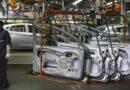 Produção industrial cai 2,4% em março<BR><BR>