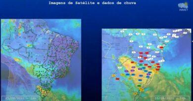 Aplicativo oferece informações precisas da meteorologia para produtores rurais