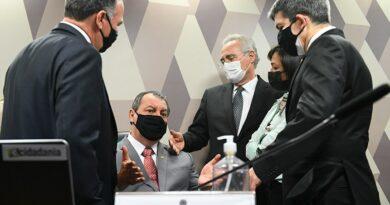 Apresentação do relatório final da CPI da Pandemia no Senado